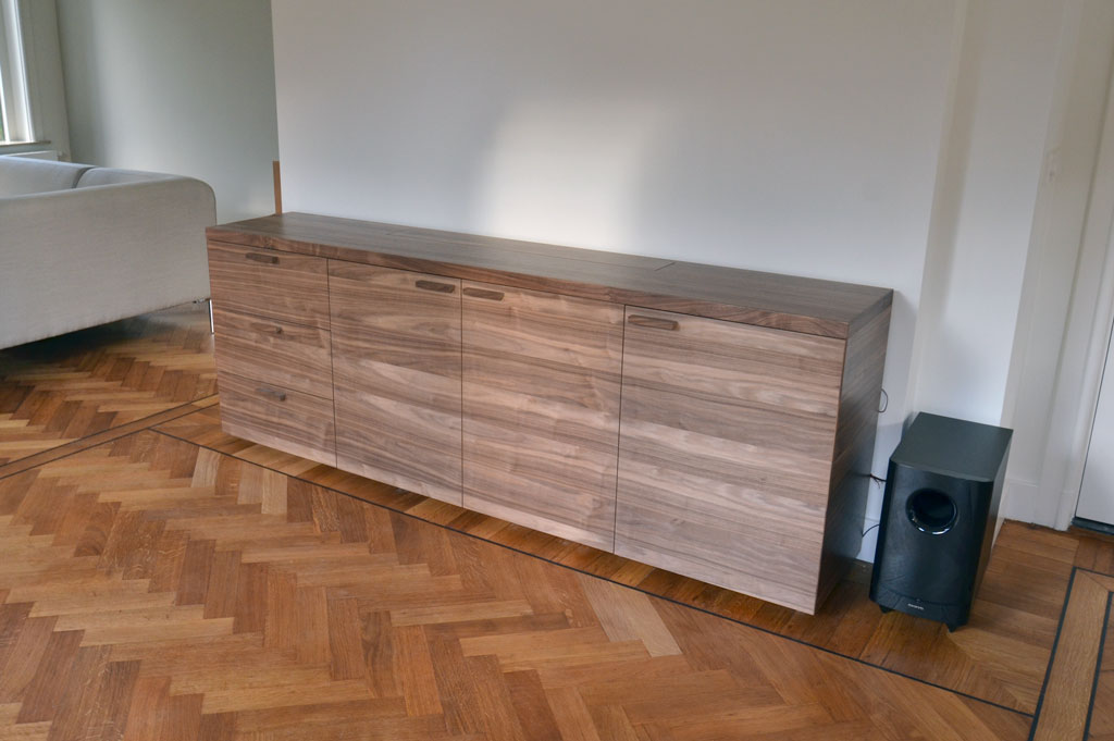 tv lift dressoir