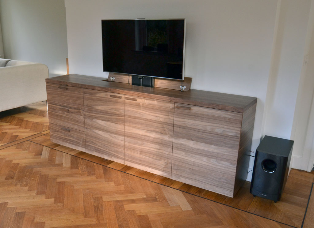 tv lift dressoir 2